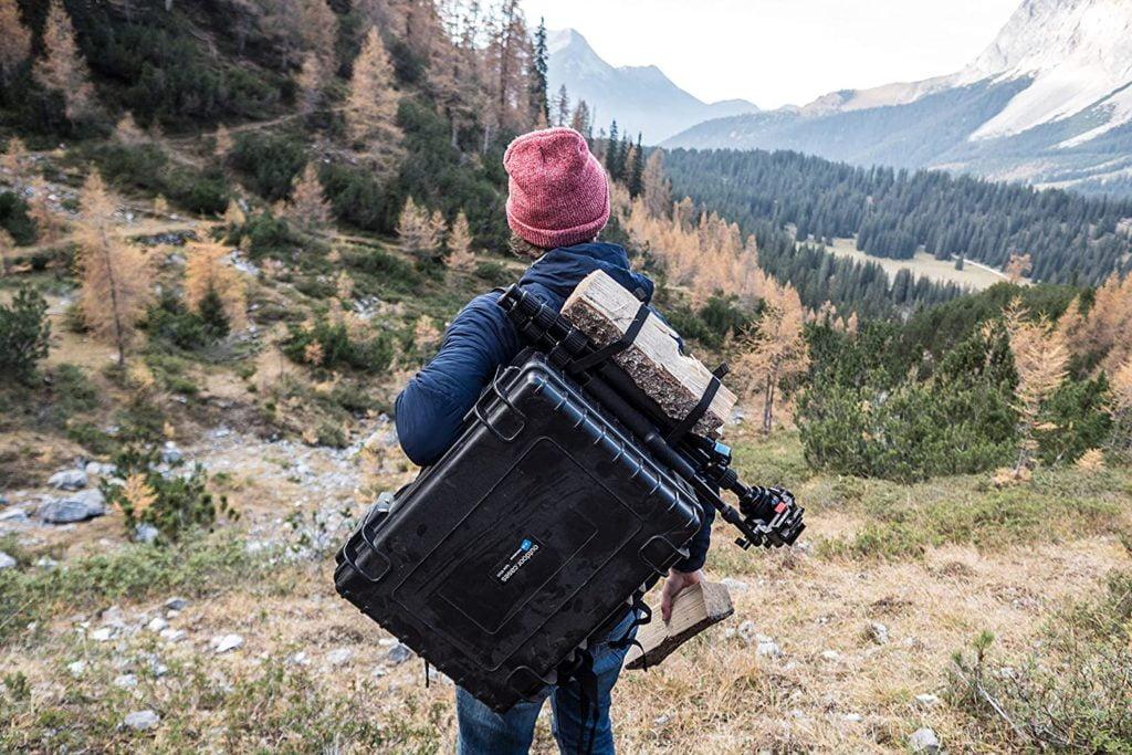B&W International – walizki dla profesjonalistów
