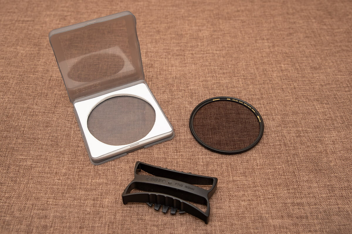 Benro - filtr CPL-HD ULCA WMC/SLIM